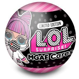 【2020年8月中旬入荷予定】L.O.L. サプライズ! 限定版 メガケアーズ ドール マスク プレゼント 誕生日 ギフト おもちゃ 人形 lolサプライズ|acomes