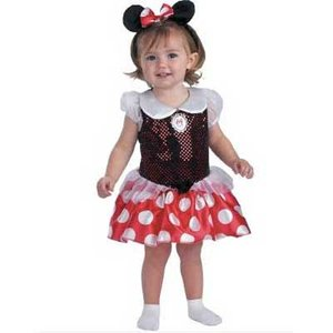 ミニーマウス 衣装 ドレス ミニーちゃん コスプレ ディズニーハロウィン用ディズニー公式 ベビー・赤ちゃん用ハロウィン|acomes