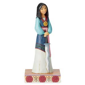 ムーラン ディズニー 人形 フィギュア ジムショア 置物 インテリア 彫刻 プリンセス コレクション acomes