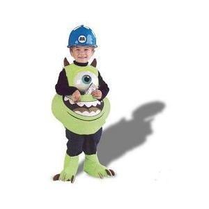 ディズニー コスプレ 子供 衣装 男の子 人気 モンスターズ・インク マイク コスプレ コスチューム 幼児 赤ちゃん キッズ 服 ユニバーシティー キャンディ|acomes