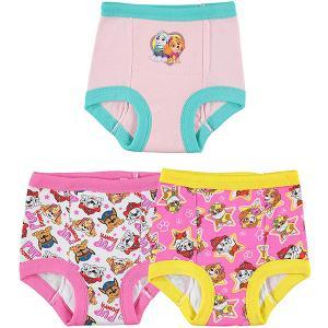 パウパトロール  グッズ トイレトレーニングパンツ 3枚セット 下着 子供用 女の子用|acomes