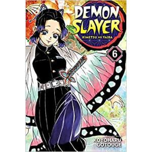 鬼滅の刃 英語版 漫画 コミック 英語教材 Demon Slayer vol.6|acomes