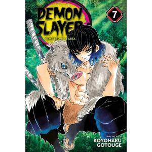 鬼滅の刃 英語版 漫画 コミック 英語教材 Demon Slayer vol.7|acomes