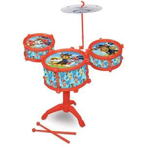 パウパトロール グッズ ドラムセット 楽器 パーカッション 打楽器 子供用 音楽 ロック おもちゃ 知育玩具 クリスマス プレゼント ギフト|acomes