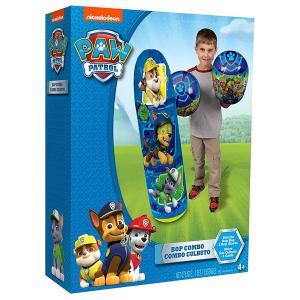 パウパトロール おもちゃ 子供 玩具 パンチバッグ グローブ パンチ ボクシング サンドバッグ ビニール|acomes