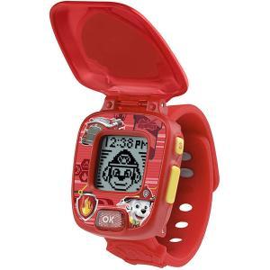 パウパトロール ラーニングウォッチ マーシャル  レッド 時計 アラーム タイマー ストップウォッチ 4種のゲーム 通常便は送料無料|acomes