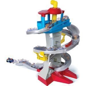 クリスマスプレゼント 子供 パウパトロール おもちゃ トゥルー メタル アドベンチャー ベイ レスキュー ウェイ プレイセット 専用車両2台 1:55スケール|acomes