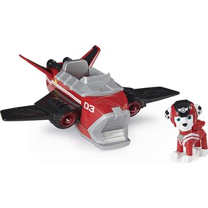 クリスマスプレゼント 子供 パウパトロール おもちゃ マーシャル デラックス トランスフォーミング ビークル ライト&サウンド|acomes
