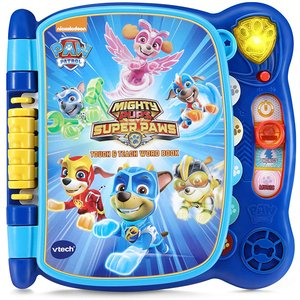 クリスマスプレゼント 子供 パウパトロール タッチ&ティーチ ワードブック 英語 知育 おもちゃ 2歳-5歳|acomes