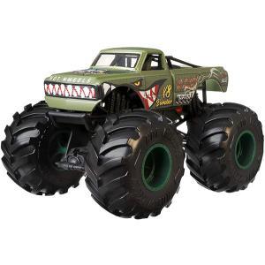 おもちゃ 車 ホットウィール モンスタートラック V8 Bomber ボンバー ダイキャスト ミニカ...