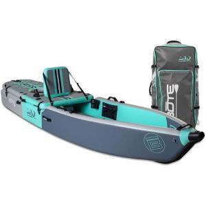 カヤック BOTE Lono Aero インフレータブル カヤック & スタンドアップ パドルボード 釣り レクリエーション 海外|acomes
