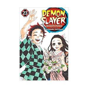 鬼滅の刃 英語版 漫画 コミック 英語 教材 Demon Slayer vol.23|acomes