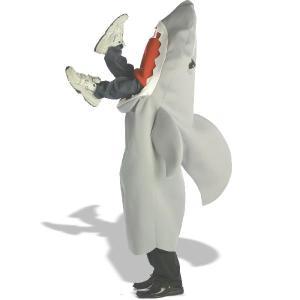 ハロウィン パーティ おもしろコスプレ おもしろい コスチューム 仮装 着ぐるみ 人食いサメ Tシャツ グッズ|acomes