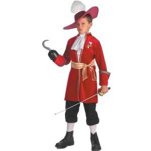 ディズニー ピーターパン コスプレ 子供 衣装 男の子 人気 フック船長 コスチューム コスプレ 海賊 悪者 悪役 ヴィランズ|acomes