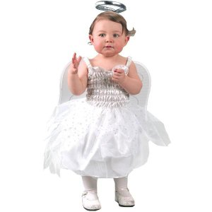 ハロウィン 雑貨 グッズ ベビー天使 赤ちゃん用ハロウィンコスプレ衣装ハロウィン|acomes