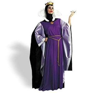 ハロウィン 白雪姫 魔女 継母 コスプレ コスチューム 衣装 大人 女性 レディース ディズニー ヴィランズ|acomes