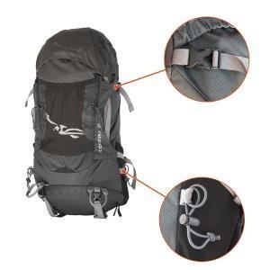 送料無料 Aconcagua アコンカグア Cordoba コルドバ 35 BLACK /スポーツ リュックサック35L  男女兼用 レインカバー付き 登山用リュック ハイキング アウトドア|aconcagua|03