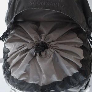 送料無料 Aconcagua アコンカグア Cordoba コルドバ 35 BLACK /スポーツ リュックサック35L  男女兼用 レインカバー付き 登山用リュック ハイキング アウトドア|aconcagua|04