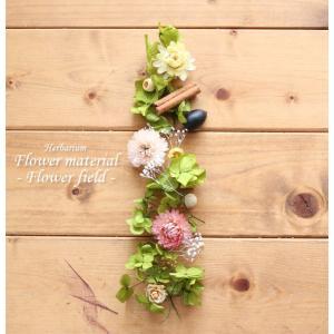【お試しキット】ハーバリウム花材セット1本分(野に咲く花)