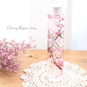 サイズ:ガラス瓶:約φ4.5×H21.4cm 素材:プリザーブドフラワー、ドライフラワー、ハーバリウ...