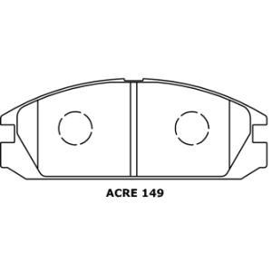 【ホンダフロント用 149】スーパーファイター DA5/CA1/CA5 他|acre-onlineshop