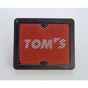 【TOM`S】スーパーラムIIストリート エアフィルター カリーナED ST18# H1.9〜H2.8 3S-FE/4S-FE|acre-onlineshop