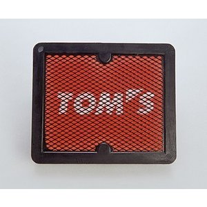 【TOM`S】スーパーラムIIストリート エアフィルター 86 ZN6 KOUKIオートマ車全グレード H28.7〜 FA20|acre-onlineshop