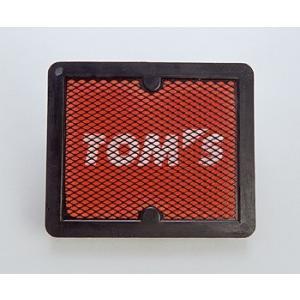 【TOM`S】スーパーラムIIストリート エアフィルター 86 ZN6 KOUKIマニュアル車全グレード H28.7〜 FA20|acre-onlineshop