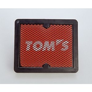 【TOM`S】スーパーラムIIストリート エアフィルター レクサス LC500 GWZ100 H29.3〜 8GR-FXS/8AR-FTS|acre-onlineshop