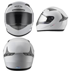 スパルコ 4輪用ヘルメット CLUB X-1 ホワイト ECE05規格|acre-onlineshop|02