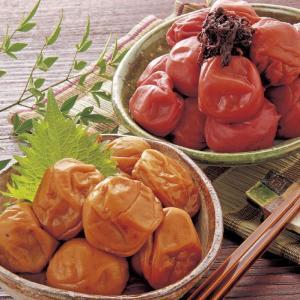 紀州南高梅 千世の梅 はちみつ・しそ風味 各2kg(1kg×4)|acress1