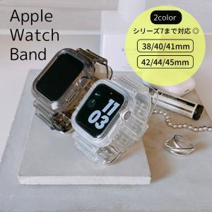 Apple Watch (アップルウォッチ) クリアバンド/ベルト ★送料無料★