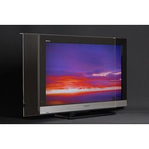 液晶テレビ保護パネル 32HE1専用『液晶テレビ保護パネルL型「ノングレア(低反射)」(TOSHIBA_東芝_REGZA_レグザ_32HE1専用)』