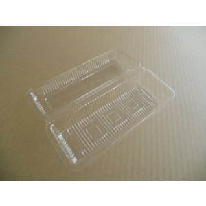 太巻き容器 恵方巻容器 フードパック OP−111 (100枚) 業務用 使い捨て ネコポス配送不可...