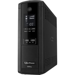 ASK CyberPower Backup CRシリーズ UPS CR1200 1200VA/720...