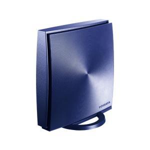 アイオーデータ 60コネクト搭載 有線Giga対応Wi-Fiルーター [推奨16台/11ac/11n...