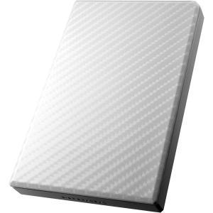 アイオーデータ USB3.0対応ポータブルハードディスク「高速カクうす」 [1TB/バスパワー対応]...