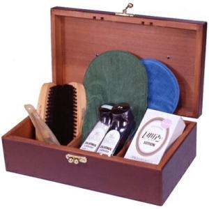 靴磨きセット コロンブスTHE BOX 9000|actika