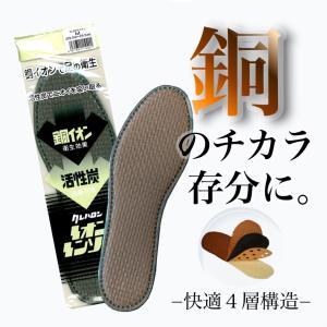 靴 消臭 消臭インソール 銅イオン 足のにおい 臭い 88 銅イオンインソール 【10】|actika