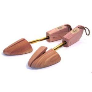 木製 シューキーパー メンズ コロンブス レッドシダーシュートリー2足セット|actika