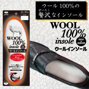 106 ウールインソール 極厚冬物インソール【DM便配送商品】|actika