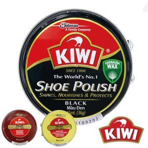 靴クリーム 油性 本格派 KIWI油性45mlシューポリッシュ【25】|actika