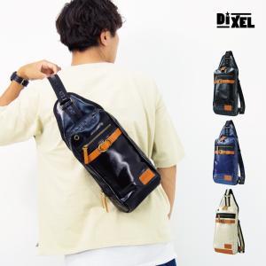 ボディバッグ レディース 人気 キャンバス 帆布 Dixel 斜め掛け ワンショルダー メンズ ブランド ボディ バッグ ボディバッグ|actionbag