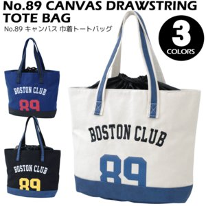 トートバッグ トート バッグ レディース メンズ A4 キャンバス 帆布 巾着トート カレッジ ロゴ NO.89|actionbag