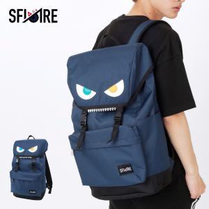 リュック リュックサック メンズ レディース 人気 ナイロン バックパック 通学 通勤 スフィダーレ SFIDARE|actionbag
