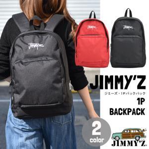 リュック JIMMY'Z ジミーズ 1Pバックパック リュッ...