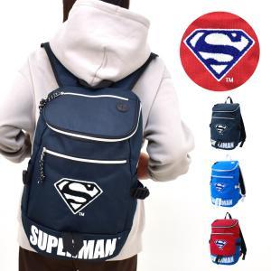 リュックサック リュック メンズ レディース  スーパーマン SPERMAN アウトドア ラウンドデイパック 福袋対象|actionbag
