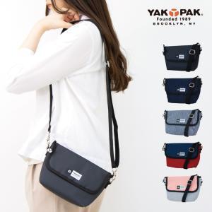 ミニポシェットバッグ YAKPAK ヤックパック ショルダーバッグ メンズ レディース アウトドア フェス キャンプ|actionbag