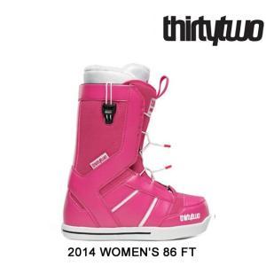 2014 THIRTYTWO 32 サーティーツー スノーボード ブーツ WOMEN'S SNOW ...