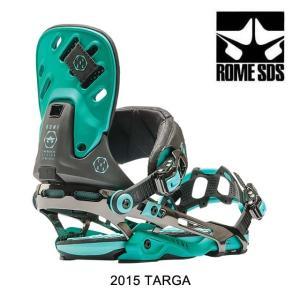 2015 ROME ローム バインディング BINDING TARGA TEAL